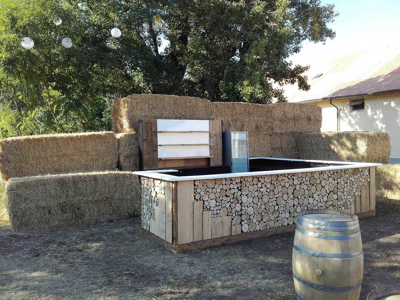 Hütten Bar - die mietbar