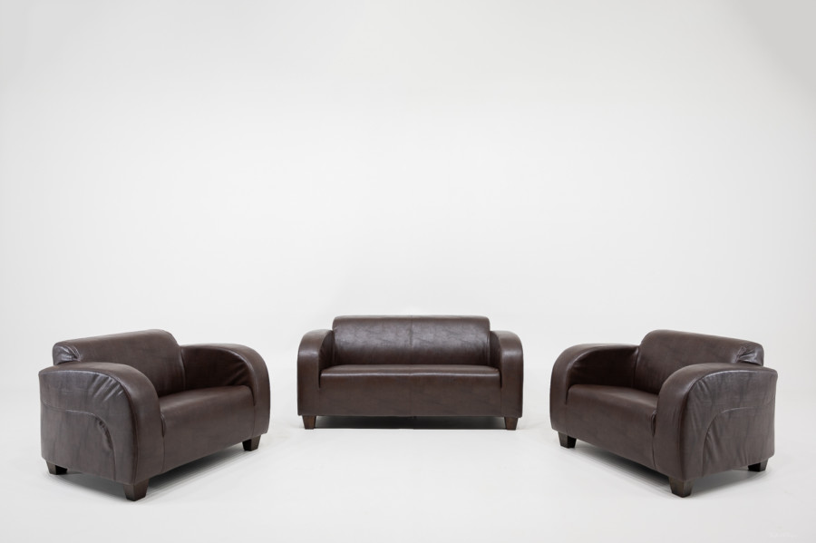 Lounge James Leder braun (2)
