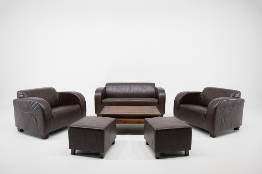 Lounge James Leder braun (6)